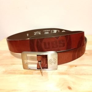 Chicago Cubs Belt Brandish by Eagle Wings 42